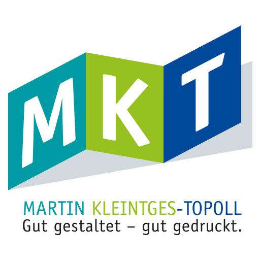 MKT-Druckagentur Logo